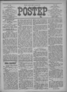 Postęp 1910.12.22 R.21 Nr292