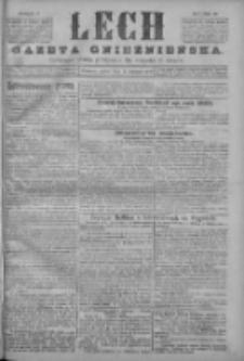 Lech. Gazeta Gnieźnieńska: codzienne pismo polityczne dla wszystkich stanów 1926.01.22 R.28 Nr17