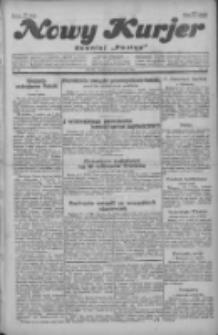 """Nowy Kurjer: dawniej """"Postęp"""" 1929.01.25 R.40 Nr21"""