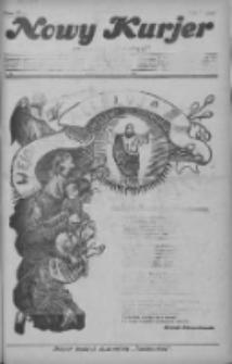 """Nowy Kurjer: dawniej """"Postęp"""" 1929.03.30 R.40 Nr75"""