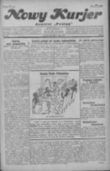 """Nowy Kurjer: dawniej """"Postęp"""" 1929.05.01 R.40 Nr101"""