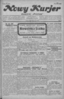 """Nowy Kurjer: dawniej """"Postęp"""" 1929.05.08 R.40 Nr106"""