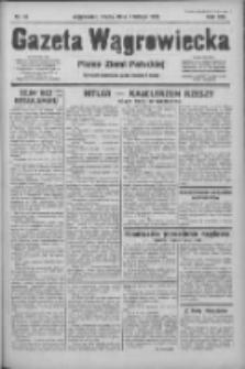 Gazeta Wągrowiecka: pismo ziemi pałuckiej 1933.02.01 R.13 Nr26