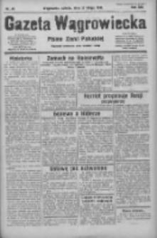 Gazeta Wągrowiecka: pismo ziemi pałuckiej 1933.02.18 R.13 Nr40