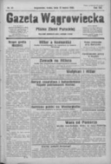 Gazeta Wągrowiecka: pismo ziemi pałuckiej 1933.03.15 R.13 Nr61