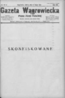 Gazeta Wągrowiecka: pismo ziemi pałuckiej 1933.05.27 R.13 Nr121B