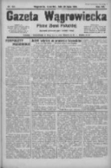 Gazeta Wągrowiecka: pismo ziemi pałuckiej 1933.07.20 R.13 Nr164