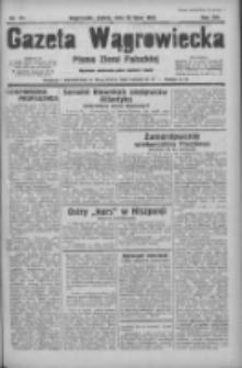 Gazeta Wągrowiecka: pismo ziemi pałuckiej 1933.07.28 R.13 Nr171