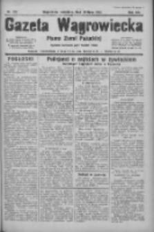 Gazeta Wągrowiecka: pismo ziemi pałuckiej 1933.07.30 R.13 Nr173