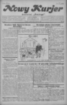 """Nowy Kurjer: dawniej """"Postęp"""" 1929.06.06 R.40 Nr128"""
