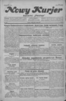"""Nowy Kurjer: dawniej """"Postęp"""" 1929.07.03 R.40 Nr150"""