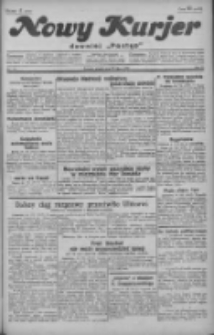 """Nowy Kurjer: dawniej """"Postęp"""" 1929.07.27 R.40 Nr171"""