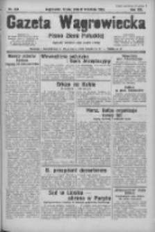 Gazeta Wągrowiecka: pismo ziemi pałuckiej 1933.09.06 R.13 Nr204