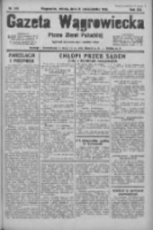 Gazeta Wągrowiecka: pismo ziemi pałuckiej 1933.10.21 R.13 Nr243