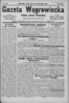 Gazeta Wągrowiecka: pismo ziemi pałuckiej 1933.10.25 R.13 Nr246