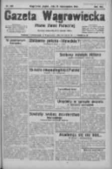 Gazeta Wągrowiecka: pismo ziemi pałuckiej 1933.10.27 R.13 Nr248