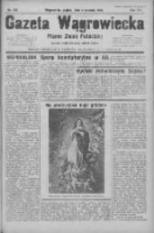 Gazeta Wągrowiecka: pismo ziemi pałuckiej 1933.12.08 R.13 Nr283