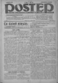 Postęp: dziennik chrześcijański i narodowy: wychodzi w Poznaniu 1925.07.01 R.36 Nr148