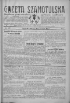 Gazeta Szamotulska: niezależne pismo narodowe, społeczne i polityczne 1934.01.11 R.13 Nr4