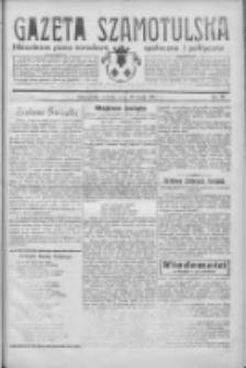 Gazeta Szamotulska: niezależne pismo narodowe, społeczne i polityczne 1934.05.19 R.13 Nr59