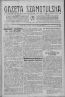 Gazeta Szamotulska: niezależne pismo narodowe, społeczne i polityczne 1934.12.13 R.13 Nr145