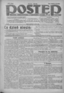 Postęp: dziennik chrześcijański i narodowy: wychodzi w Poznaniu 1925.09.10 R.36 Nr208