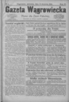 Gazeta Wągrowiecka: pismo dla ziemi pałuckiej 1926.01.10 R.6 Nr4
