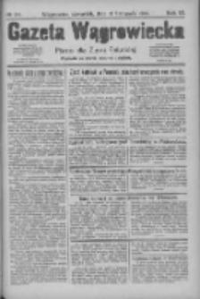 Gazeta Wągrowiecka: pismo dla ziemi pałuckiej 1926.11.11 R.6 Nr135
