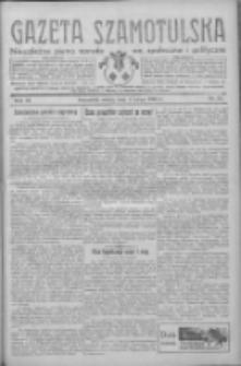 Gazeta Szamotulska: niezależne pismo narodowe, społeczne i polityczne 1933.02.04 R.12 Nr15