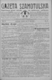 Gazeta Szamotulska: niezależne pismo narodowe, społeczne i polityczne 1933.05.18 R.12 Nr57