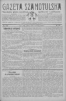 Gazeta Szamotulska: niezależne pismo narodowe, społeczne i polityczne 1933.09.02 R.12 Nr102