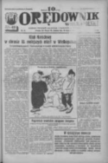 Orędownik Wielkopolski: ludowy dziennik narodowy i katolicki w Polsce 1933.01.15 R.63 Nr12