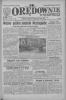 Orędownik Wielkopolski: ludowy dziennik narodowy i katolicki w Polsce 1933.03.18 R.63 Nr64