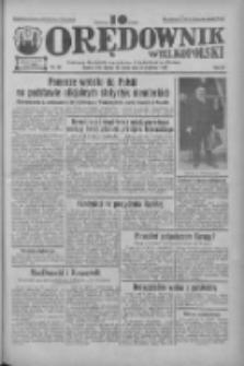 Orędownik Wielkopolski: ludowy dziennik narodowy i katolicki w Polsce 1933.04.26 R.63 Nr96