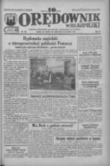 Orędownik Wielkopolski: ludowy dziennik narodowy i katolicki w Polsce 1933.06.10 R.63 Nr132