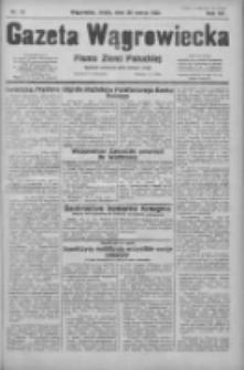 Gazeta Wągrowiecka: pismo ziemi pałuckiej 1932.03.30 R.12 Nr73