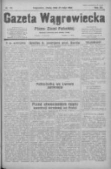 Gazeta Wągrowiecka: pismo ziemi pałuckiej 1932.05.25 R.12 Nr118