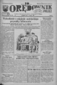 Orędownik Polski: ludowy dziennik narodowy i katolicki w Polsce 1933.08.31 R.63 Nr199