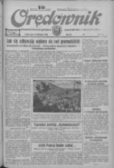 Orędownik: ilustrowane pismo narodowe i katolickie 1933.11.10 R.63 Nr259