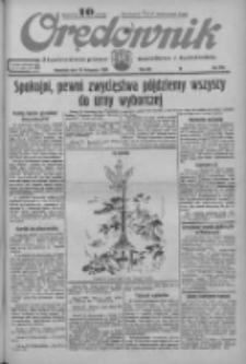 Orędownik: ilustrowane pismo narodowe i katolickie 1933.11.26 R.63 Nr273