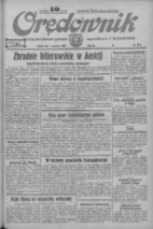 Orędownik: ilustrowane pismo narodowe i katolickie 1933.12.01 R.63 Nr277