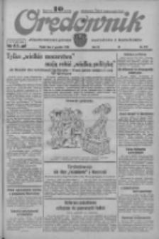 Orędownik: ilustrowane pismo narodowe i katolickie 1933.12.08 R.63 Nr283