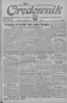 Orędownik: ilustrowane pismo narodowe i katolickie 1933.12.22 R.63 Nr294