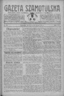 Gazeta Szamotulska: niezależne pismo narodowe, społeczne i polityczne 1929.02.05 R.8 Nr16