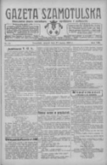 Gazeta Szamotulska: niezależne pismo narodowe, społeczne i polityczne 1929.03.12 R.8 Nr31