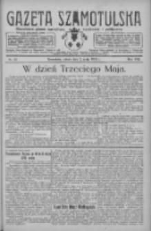 Gazeta Szamotulska: niezależne pismo narodowe, społeczne i polityczne 1929.05.02 R.8 Nr52
