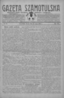 Gazeta Szamotulska: niezależne pismo narodowe, społeczne i polityczne 1929.07.16 R.8 Nr82