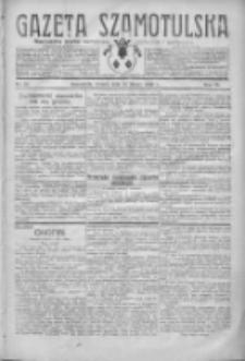 Gazeta Szamotulska: niezależne pismo narodowe, społeczne i polityczne 1930.02.22 R.9 Nr21