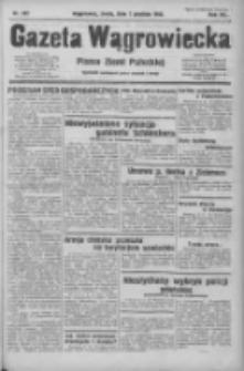 Gazeta Wągrowiecka: pismo ziemi pałuckiej 1932.12.07 R.12 Nr282