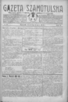 Gazeta Szamotulska: niezależne pismo narodowe, społeczne i polityczne 1930.03.18 R.9 Nr31